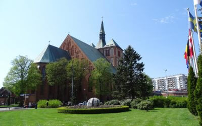 Katedra w Kołobrzegu